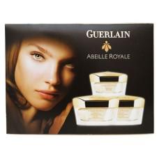"""Набор кремов """" Guerlain Abeille Royale """", 3в1"""