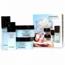 "Набор кремов"" Chanel Hydra Beauty "",4 в 1"