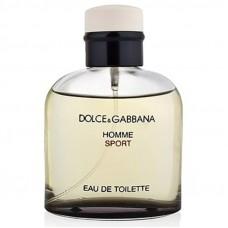 """Туалетная вода Dolce and Gabbana """"Homme Sport"""", 125 ml"""