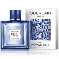 """Туалетная вода Guerlain """"L'Homme Ideal Sport"""", 100 ml"""