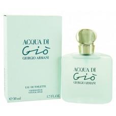 "Туалетная вода Giorgio Armani ""Aqua Di Gio Woman"", 50ml"
