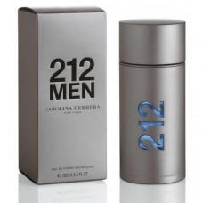 """Туалетная вода Carolina Herrera """"212 Men"""", 100 ml"""