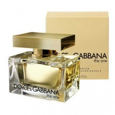 "Парфюмерная вода Dolce and Gabbana ""The One"", 75 ml"