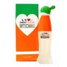 "Туалетная вода Moschino ""L'Eau Cheap And Chic"", 100 ml"