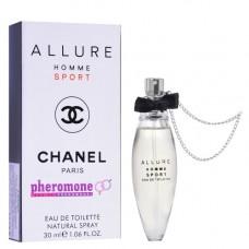 "Духи с феромонами Chanel ""Allure Homme Sport"", 30ml"