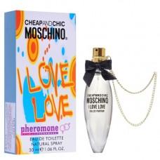 """Духи с феромонами Moschino """"Cheap and Chic I Love Love"""", 30ml"""