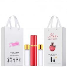 "Набор с феромонами Nina Ricci ""Nina"", 3х15ml"