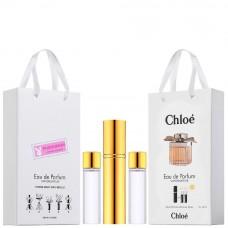 "Набор с феромонами Chloe ""Eau de Parfum"", 3х15ml"