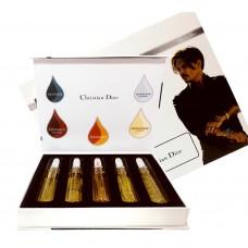 Подарочный набор Christian Dior 5x20ml