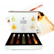 Подарочный набор Chanel 5x20ml