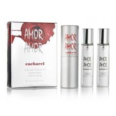 """Cacharel """"Amor Amor"""", 3х20 ml"""