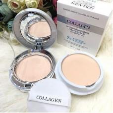 "Пудра Collagen ""Whitening Moisture Two Way Cake SPF 30"" (13 тон)"
