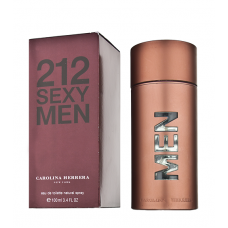 "Туалетная вода Carolina Herrera ""212 Sexy Men"", 100 ml (EU)"