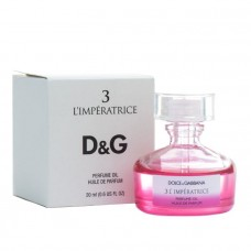 """Масляные духи Dolce & Gabbana """"№3 L'Imperatrice"""", 20ml"""