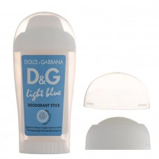 Дезодорант-стик D&G Light Blue, 40 ml