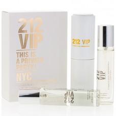 """Carolina Herrera """"212 VIP"""", 3x20 ml"""