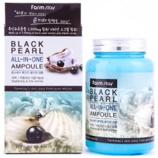 "Сыворотка для лица FarmStay ""Black Pearl All-In One Ampoule"", 250ml"