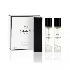 """Chanel """"№5"""", 3x20 ml"""