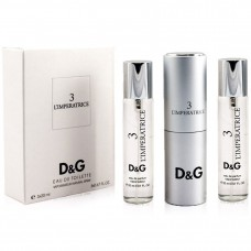 """Dolce And Gabbana """"№3 L'Imperatrice"""", 3x20 ml"""