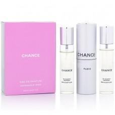 "Chanel ""Chance"", 3x20 ml"