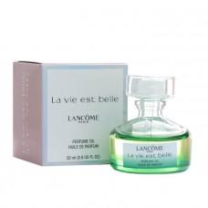 """Масляные духи Lancome """"La Vie Est Belle"""", 20ml"""