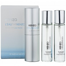 """Kenzo """"L'Eau Par Kenzo"""", 3x20 ml"""