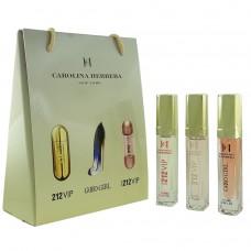 Подарочный набор Carolina Herrera, 3х15 ml (женский)