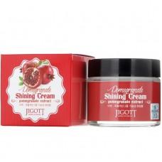 """Крем для лица регенерирующий Jigott """"Pomegranate Shining Cream"""", 70ml"""