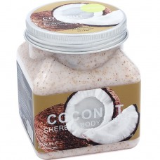 "Скраб для тела ""Wokali Coconut Sherbet Body Scrub"", 350 ml"