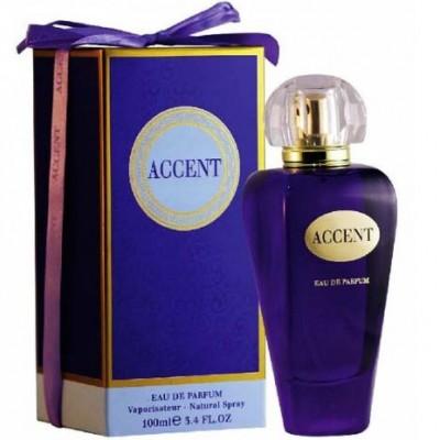 "Парфюмерная вода ""Accent"", 100 ml"
