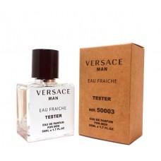 """Тестер Versace """"Man Eau Fraiche"""", 50ml"""