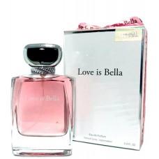 "Парфюмерная вода ""Love is Bella"", 100 ml"