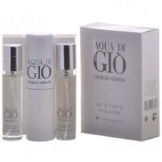 """Giorgio Armani """"Acqua di Gio Pour Homme"""", 3x20 ml"""