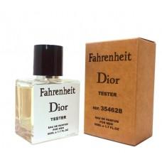 "Тестер Christian Dior ""Fahrenheit"", 50ml"