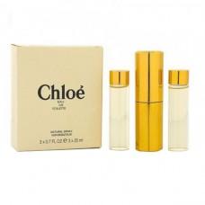 """Chloe """"Eau de Toilette"""", 3x20 ml"""