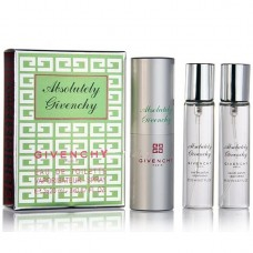 """Givenchy """"Absolutely Givenchy"""", 3x20 ml"""