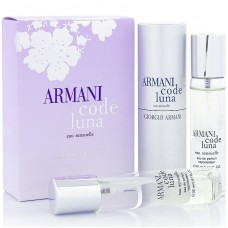 """Giorgio Armani """"Armani Code Luna Eau Sensuelle"""", 3x20 ml"""