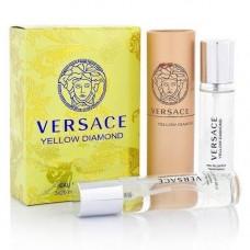 """Versace """"Yellow Diamond"""", 3x20 ml"""