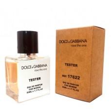 "Тестер Dolce & Gabbana ""Rose The One"", 50ml"