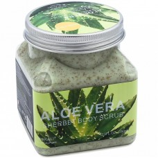 "Скраб для тела ""Wokali Aloe Vera Sherbet Body Scrub"", 350 ml"