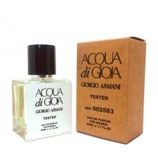 """Тестер Giorgio Armani """"Acqua Di Gioia"""", 50ml"""