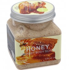 "Скраб для тела ""Wokali Honey Sherbet Body Scrub"", 350 ml"