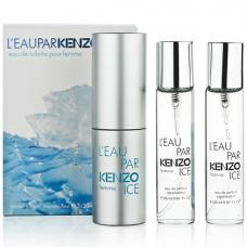 """Kenzo """"L'eau Par Kenzo Ice Pour Femme"""", 3x20 ml"""