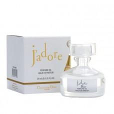 "Масляные духи Christian Dior ""J'Adore"", 20ml"