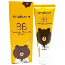 Тональный крем Fasisam BB Missha Line Friends (медведь), 30ml