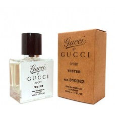"Тестер Gucci ""By Gucci Men Sport"", 50ml"