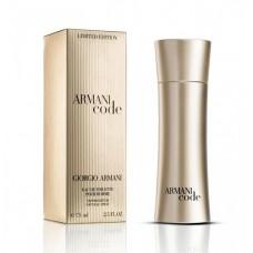 "Туалетная вода Giorgio Armani ""Armani Code Golden Edition"", 75 ml"
