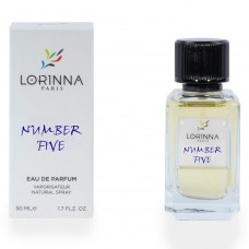 Lorinna Paris Number Five, 50 ml