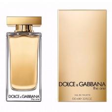 "Туалетная вода Dolce and Gabbana ""The One Eau de Toilette"", 100 ml"