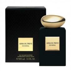 "Парфюмерная вода Giorgio Armani ""Prive Oud Royal"", 100 ml"